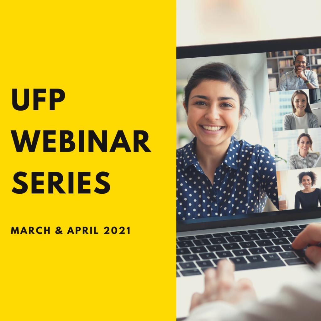 UFP Webinar Sign Up