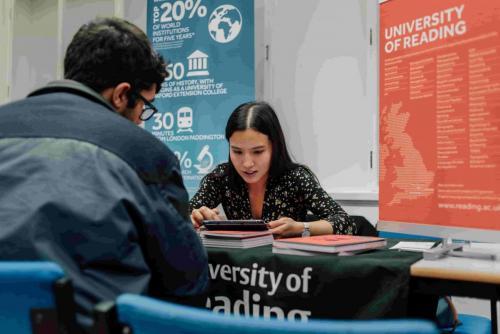 University of Reading UFP University Fair