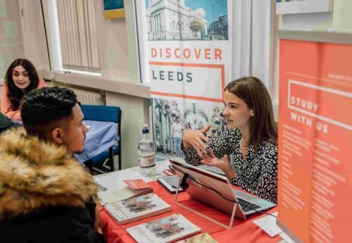 University of Leeds University Fair