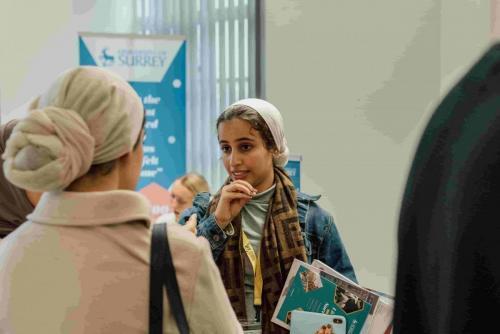University Foundation Programme University Fair